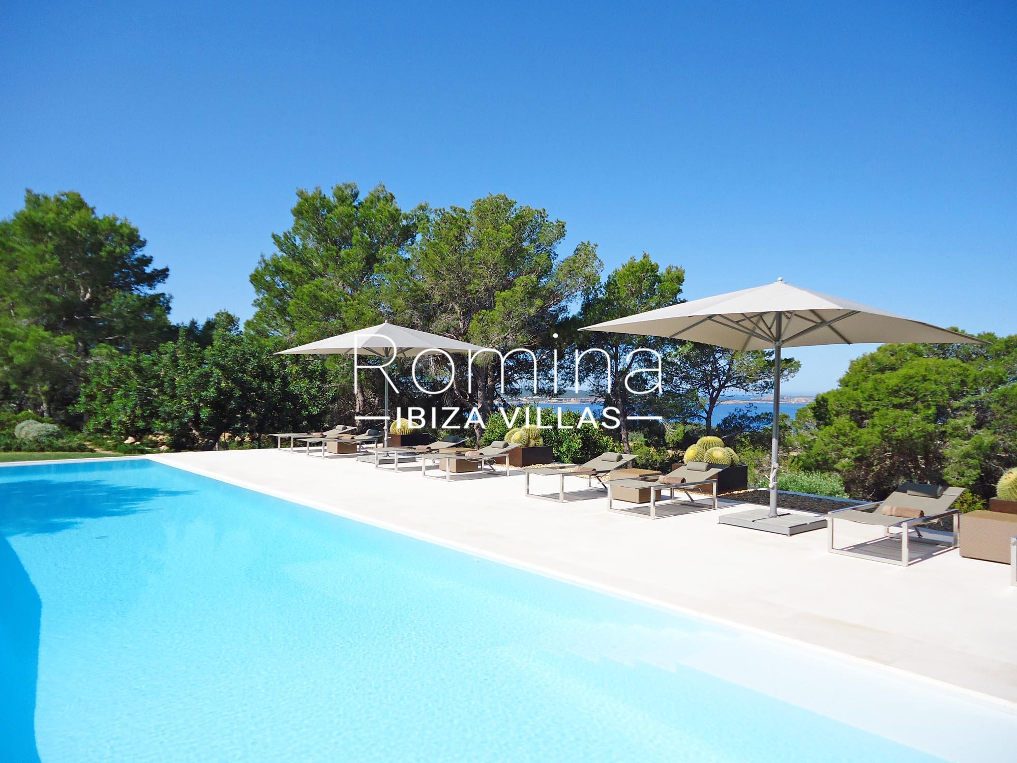 Maison Villa avec 6 chambres en Ibiza a louer