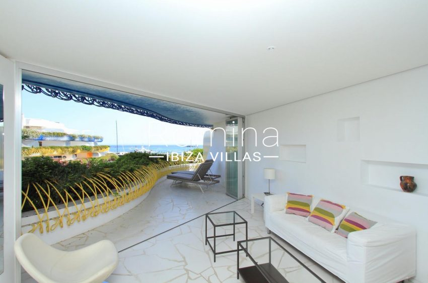 APTO LAS BOAS3living room sea view