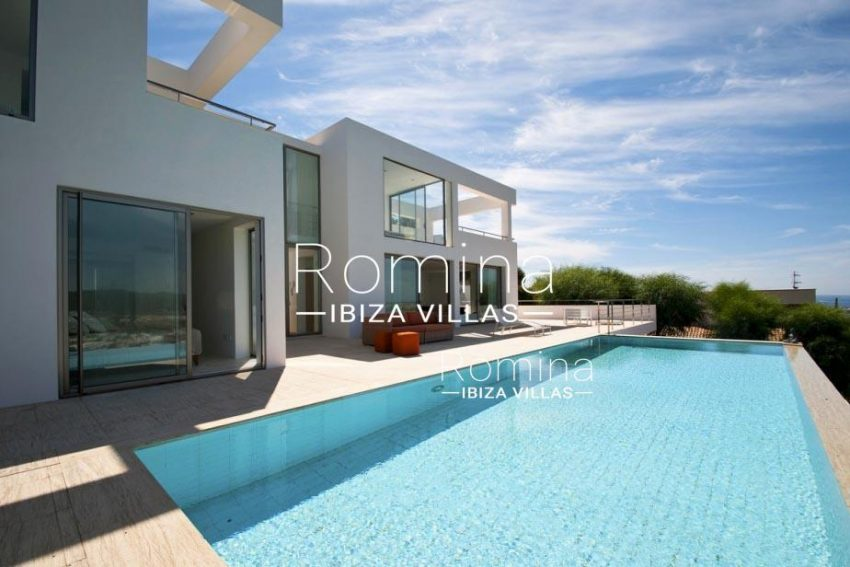 IBIZA PROPERTY VILLA VISTAS1swimming pool terraces