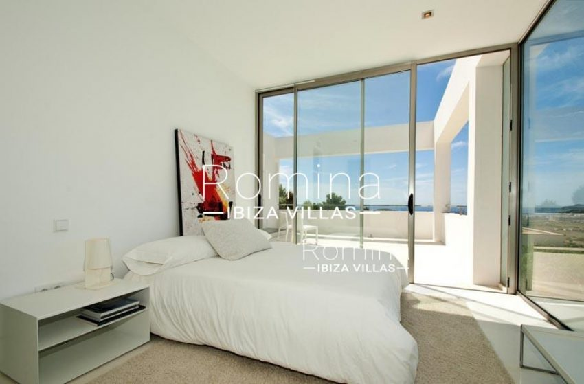 IBIZA PROPERTY VILLA VISTAS4chambre sea view