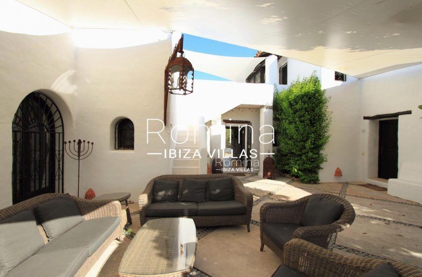 PROPERTY IBIZA VILLA ARCOterrace outdoor living area