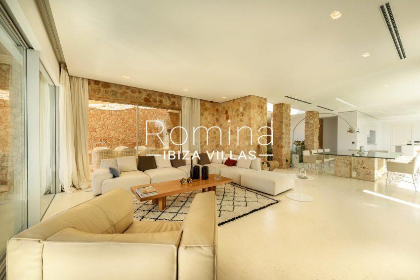 VILLA MODERNA3living room