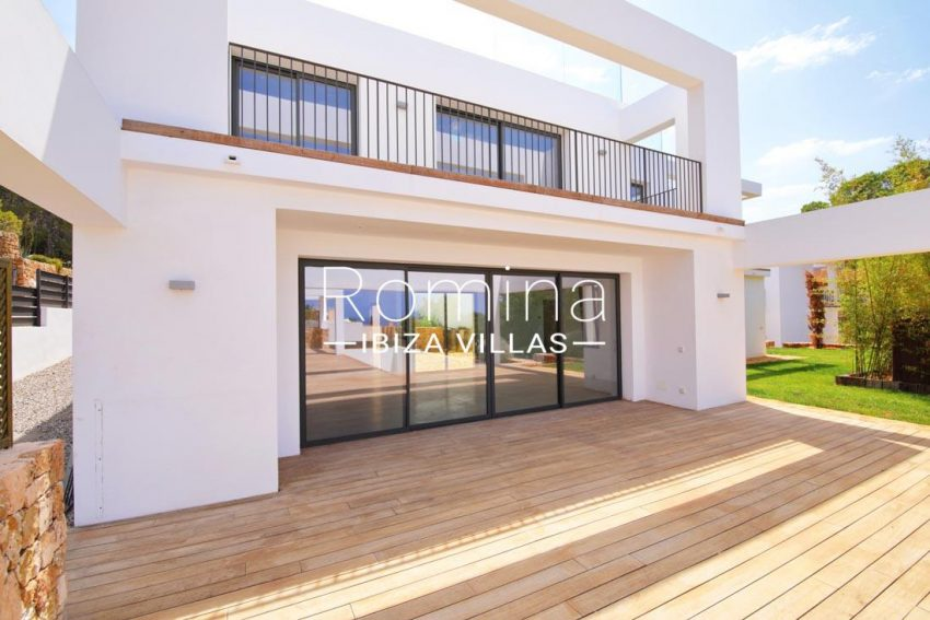 villa real ibiza-2facce wood deck