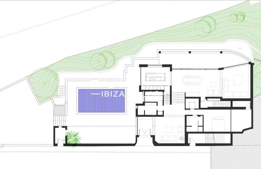 CASA ANTON6lay out living room level