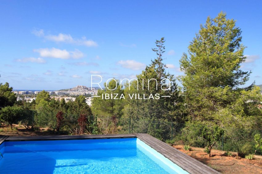 VILLA LHASA1pool sea view Dalt Vila2