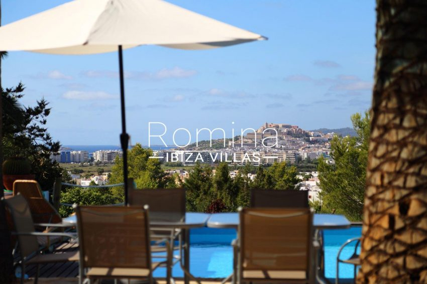 VILLA LHASA1sea view Dalt Vila