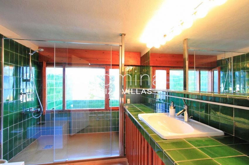 VILLA LHASA5bathroom green