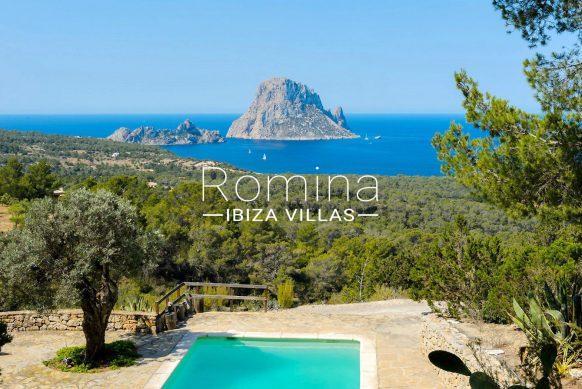 Pisos y casas en venta en ibiza romina ibiza villa for Piscina can drago precios 2017