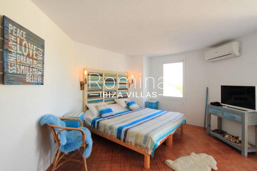 calo verde ibiza-4master bedroom
