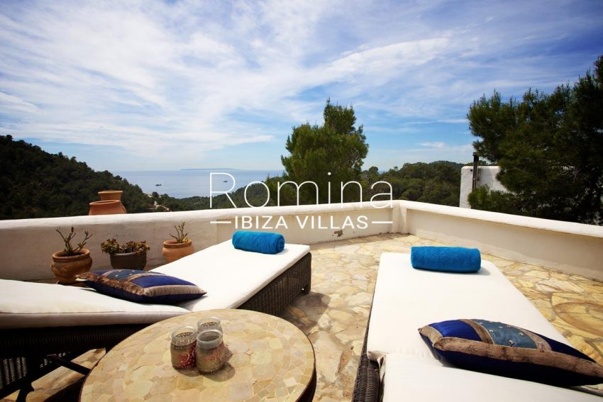 casa roca llisa g ibiza-1terrace sea view