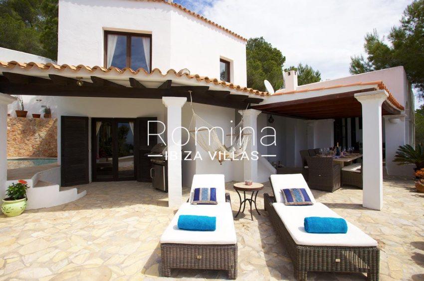 Casa villa con 4 habitaci nes en roca llisa ibiza en venta - Roca llisa ibiza ...
