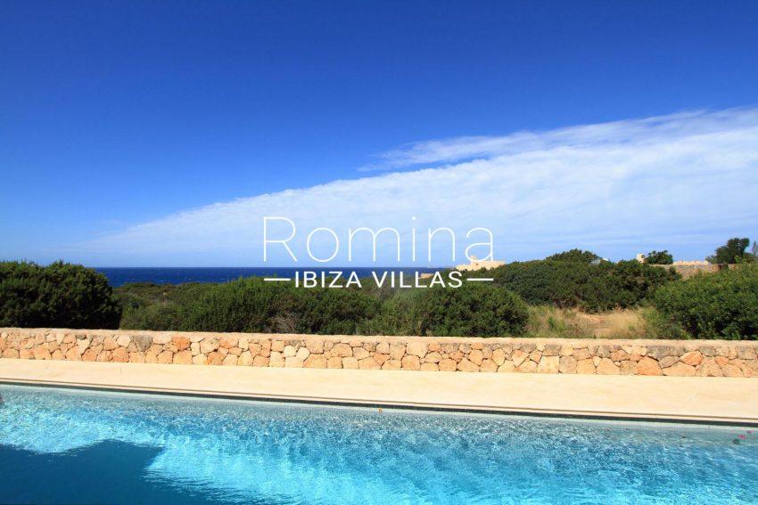 villa kali ibiza-1v swimming pool sea views