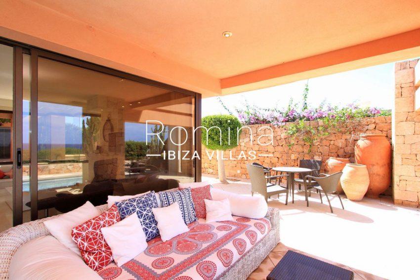 villa kali ibiza-2porch lounge terrace