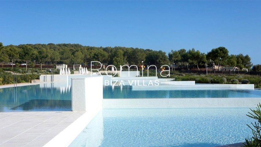 apartamento es pouet-communal pool and gardens
