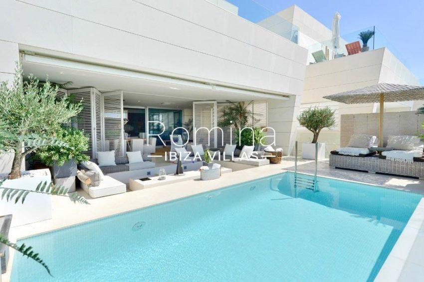 apartamento es pouet-private pool