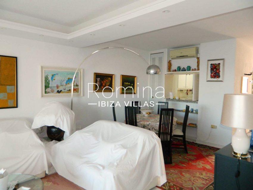 apartamento vistas mar andy-3living and dining area