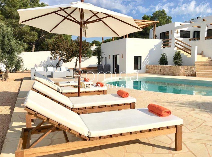 villa corazon-2pool terrace