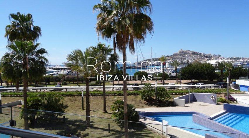 apartamento miramar-1sea view Dalt Vila poolx