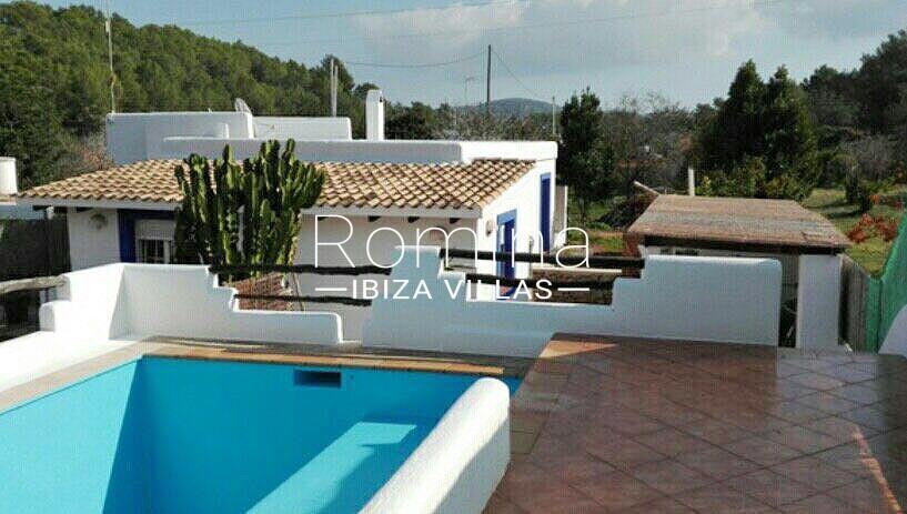 casa azul-2pool view