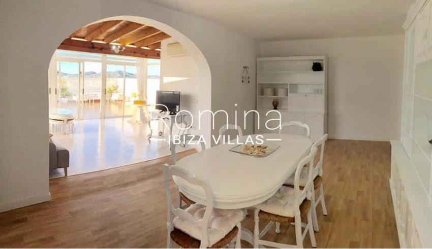 apartamento los molinos ibiza-3dining room living
