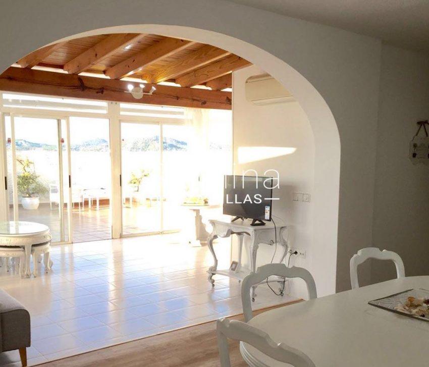apartamento los molinos ibiza-3dining room veranda