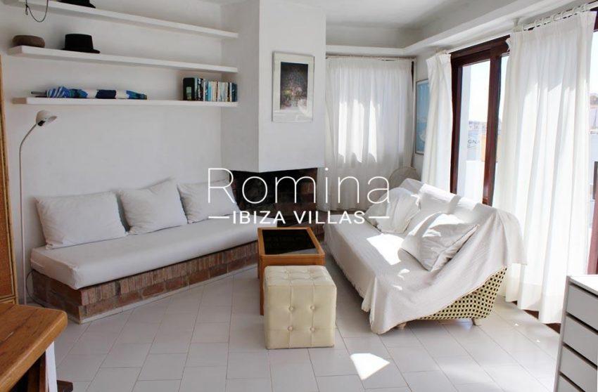casa erro-3living room fireplace top floor