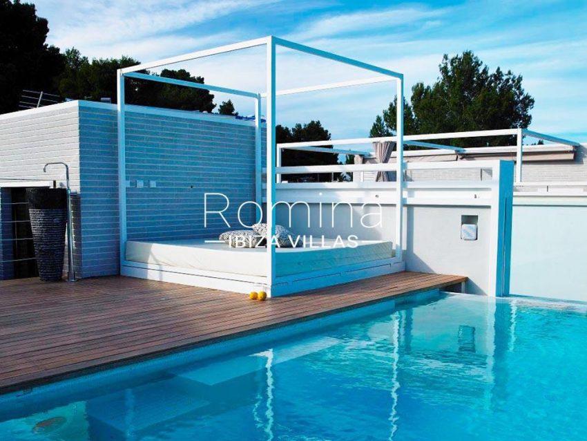 casa serena ibiza-2infinity pool