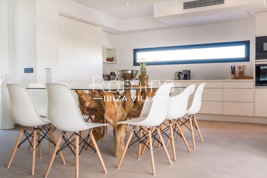 villa berria-3dining room