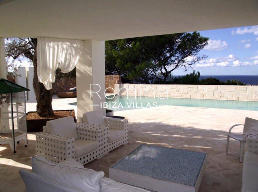 villa stella-1sea views from sitting area terrace
