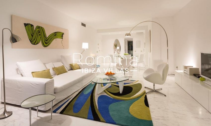 atico royal beach ibiza-3living room