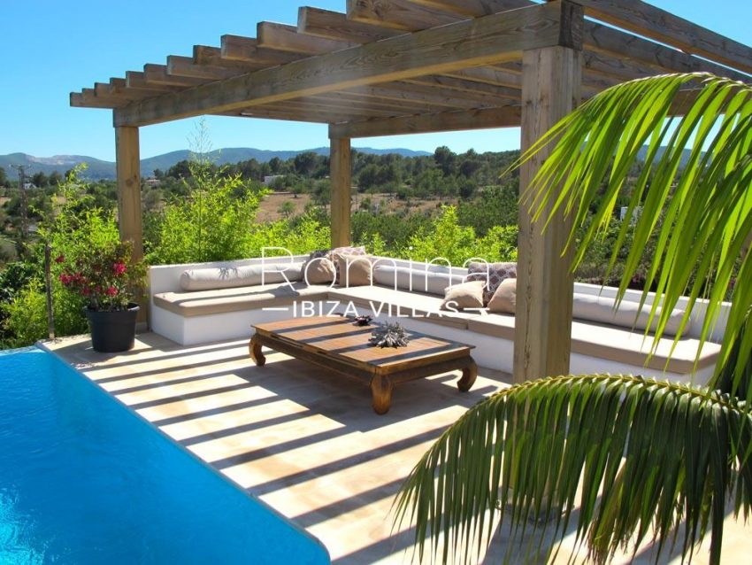 villa hegan ibiza s-2pool chill out