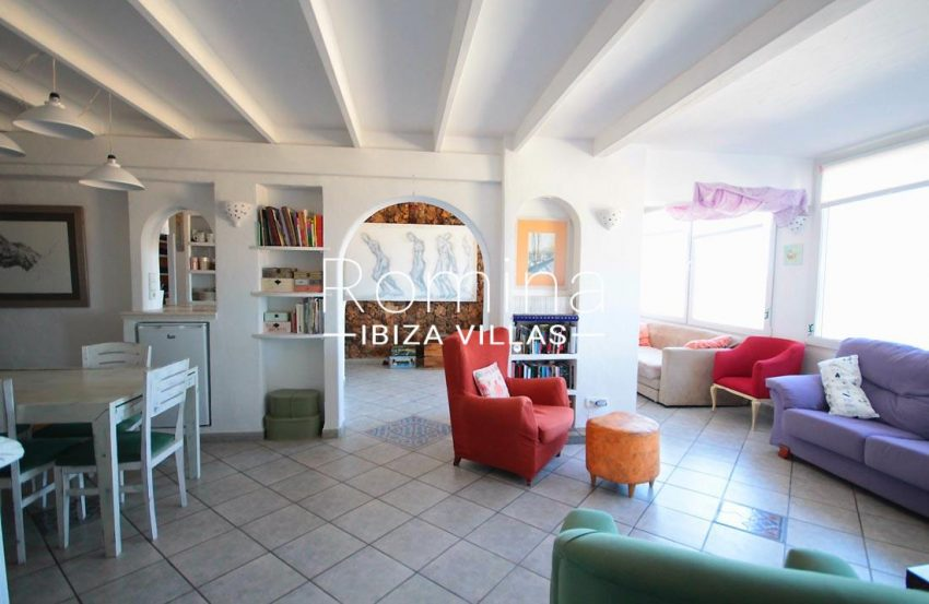 apartamento conta mar ibiza-3living dining room