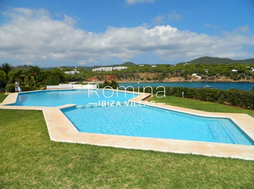 apto bellas vistas ibiza-1pool sea view