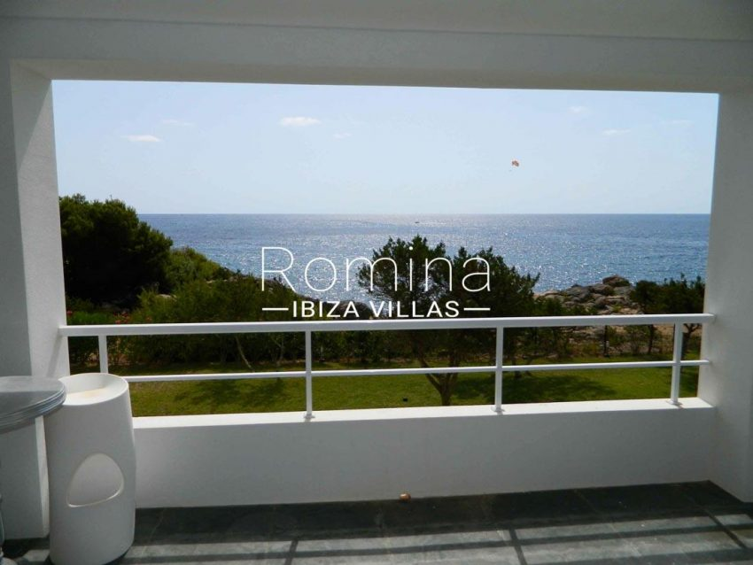 apto bellas vistas ibiza-1terrace sea view2