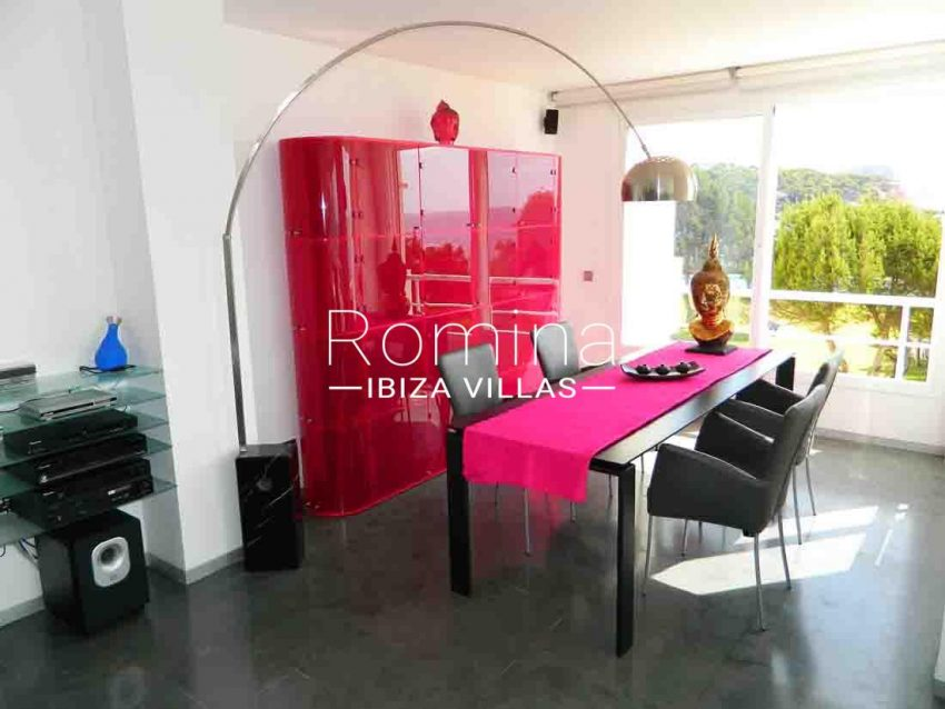 apto bellas vistas ibiza-3zdining room