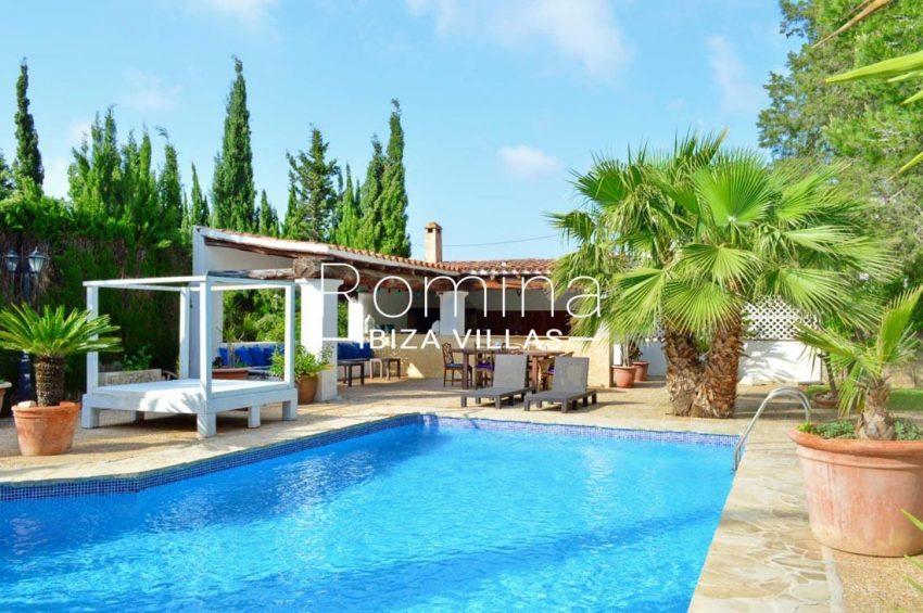 villa elora ibiza-2pool pool house.com