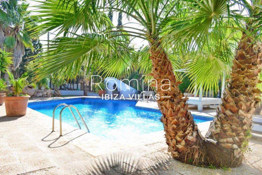 villa elora ibiza-2pool terraces