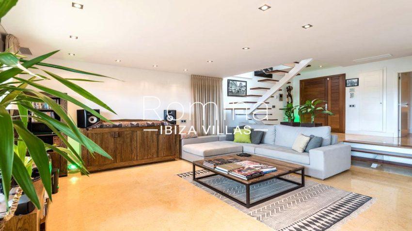 villa ederra ibiza-3living room