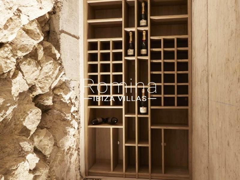 villa mendi ibiza-3wine storage