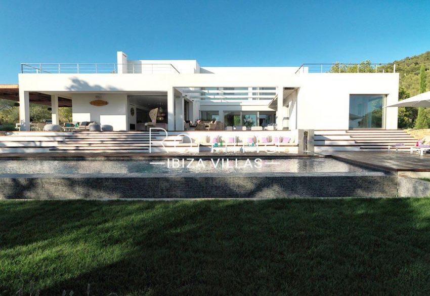 villa nahiko ibiza-2pool facade2