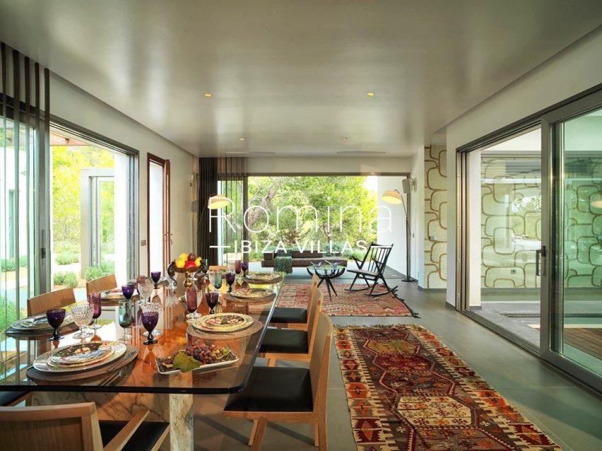 villa nahiko ibiza-3dining room terrace