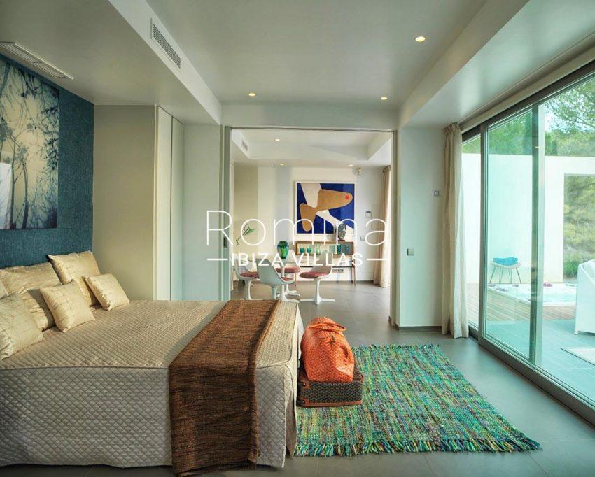 villa nahiko ibiza-4bedroom terrace Jacuzzi