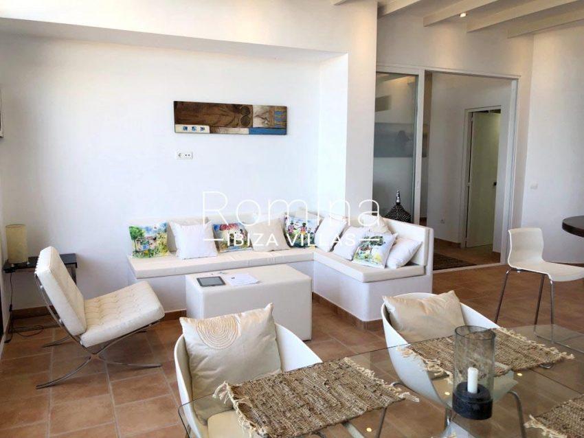 apto bahia vistas ibiza-3living dining room