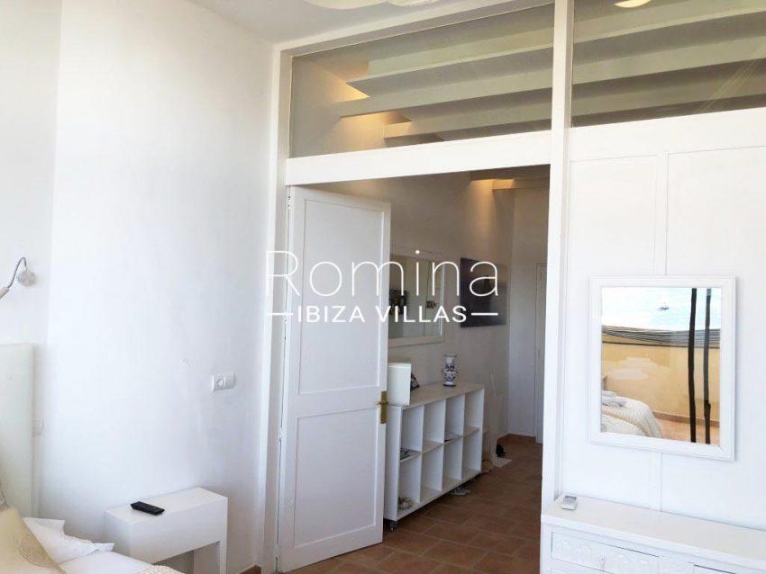 apto bahia vistas ibiza-4bedroom entrance hall