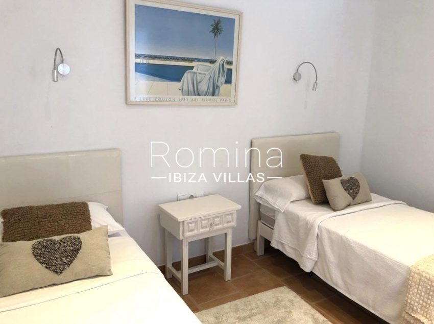 apto bahia vistas ibiza-4bedroom twin