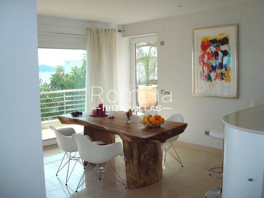 apto vistas mar ibiza-3dining room sea view