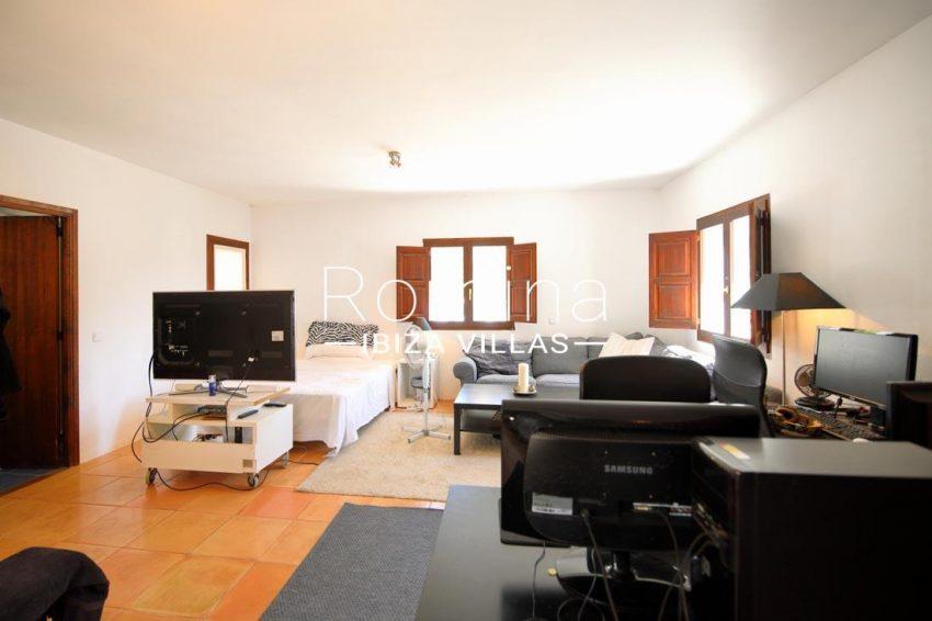 can gats ibiza-4bedroom living area