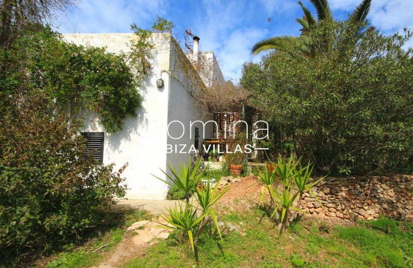 finca baso ibiza-2rear house