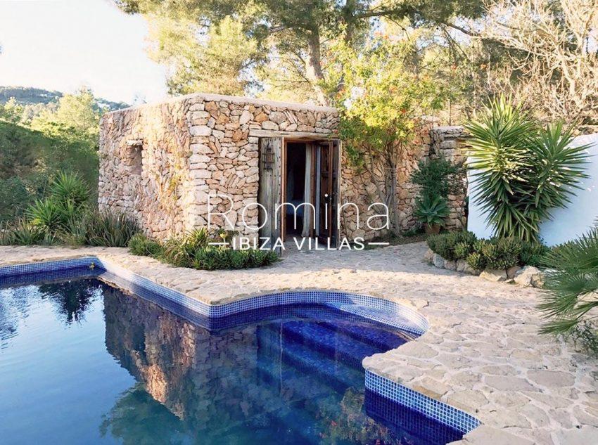 finca lina ibiza-2pool guest house