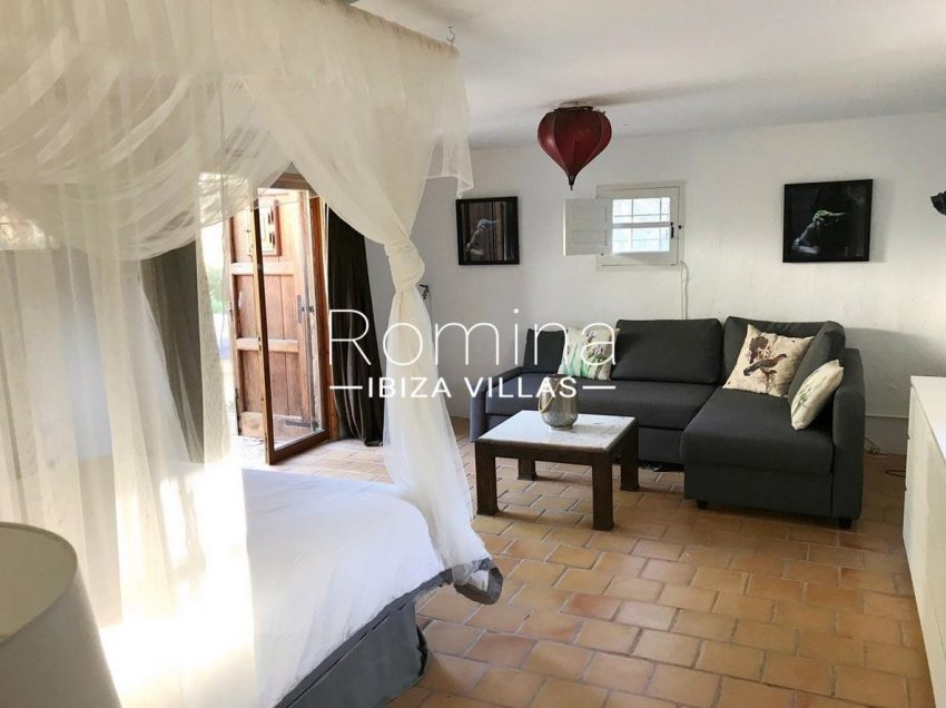 finca lina ibiza-4bedroom guest house